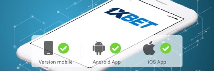 1xBet iPhone app – acceso a una gran cantidad de herramientas de aplicación importantes